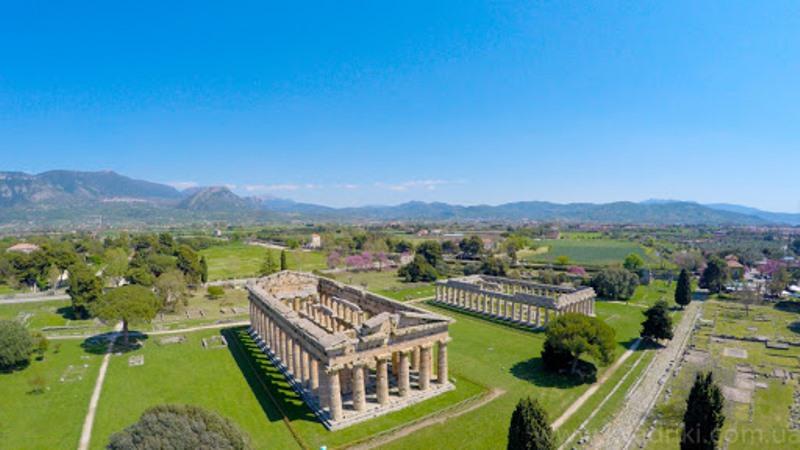 Тайны древнего Пестума, Италия