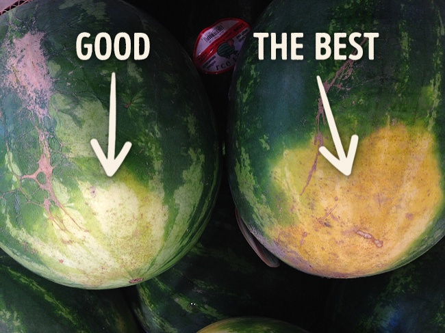 Как правильно выбрать сочный и сладкий арбуз?