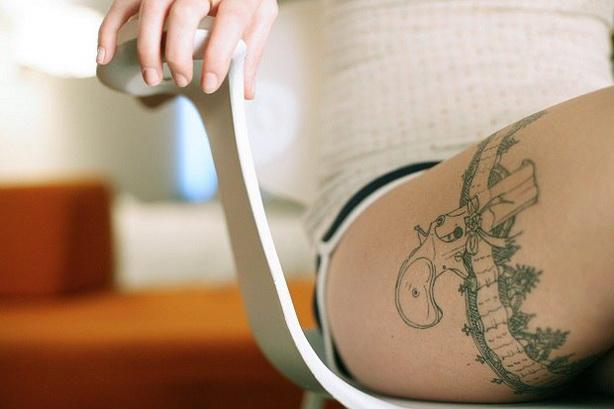Интересные факты о татуаже (3 фото)