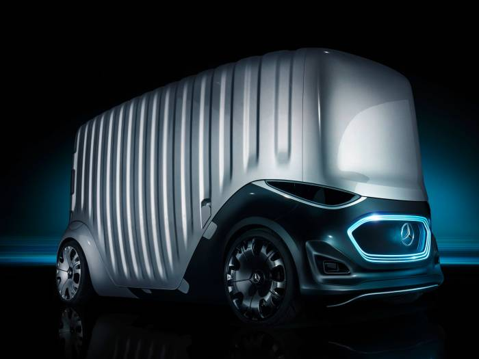 Футуристические концепты автотранспорта: следующая остановка – будущее