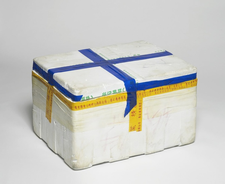 Британский художник выставил на аукцион мусорный мешок. Его стартовая цена — ?51 000