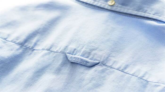 Для чего на спине рубашек нужна петля и пуговица на воротнике