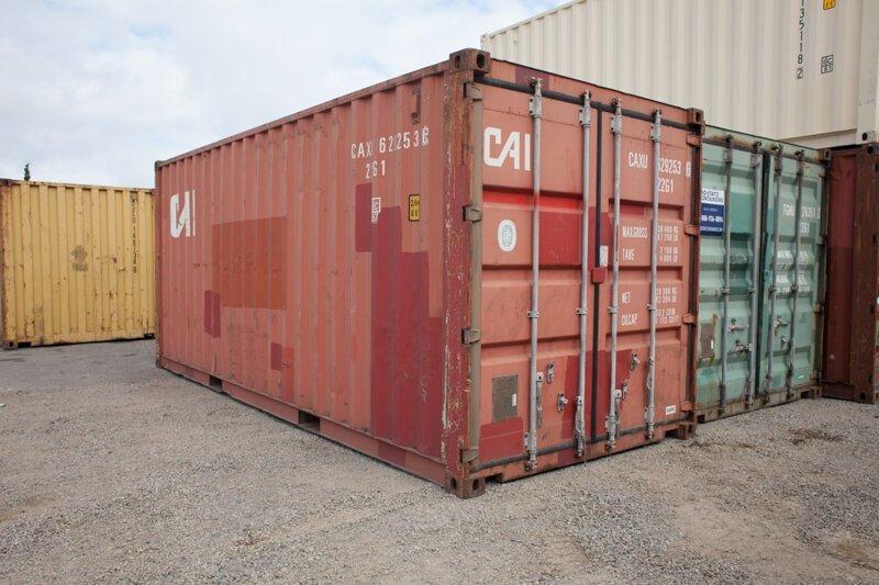 Обычный грузовой контейнер который скрывает много интересного