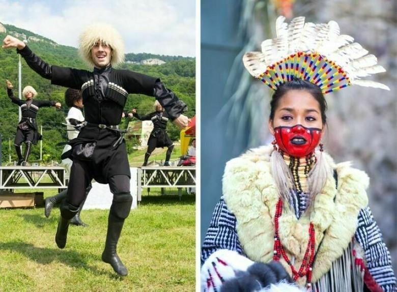 Татары — родственники норвежцев: 4 неожиданные пары братских народов