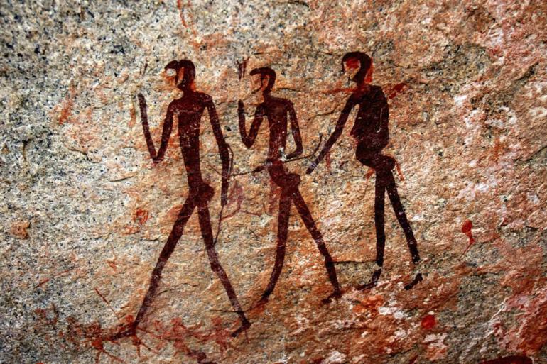 Самый древний народ на земле ( 3 фото )