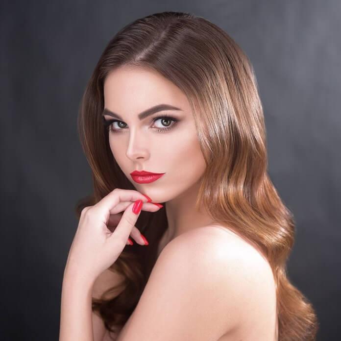 20 самых красивых женщин 2020 года