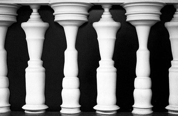 30 оптических иллюзий, которые могут сломать мозг