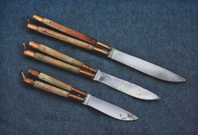 Откуда взялись ножи-бабочки, и почему они весьма популярны