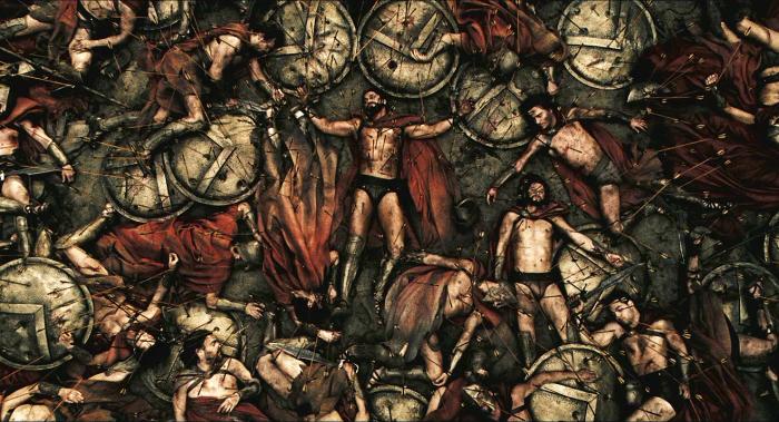 Как и почему исчезла античная Спарта с карт и лица земли
