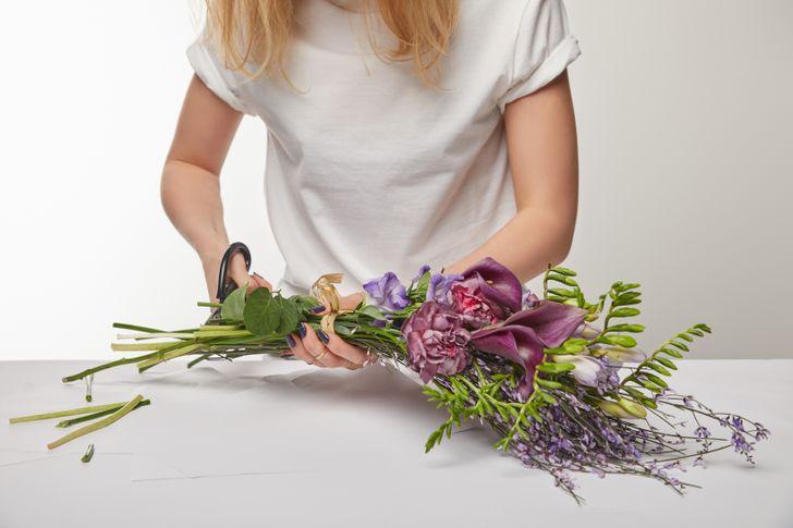 25 секретов флористов, о которых они молчат, когда продают нам букеты