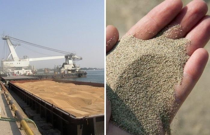 Почему арабские страны покупают песок в Европе, когда вокруг целая пустыня