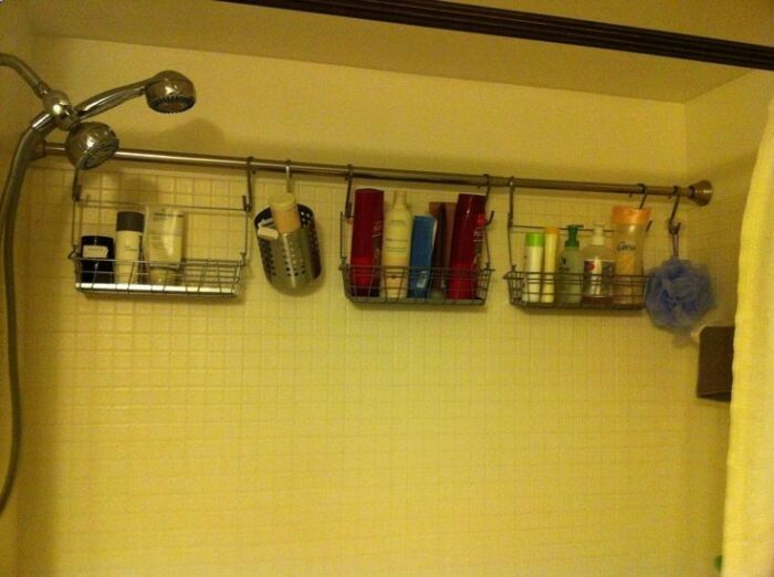 5 идей, как организовать порядок в ванной
