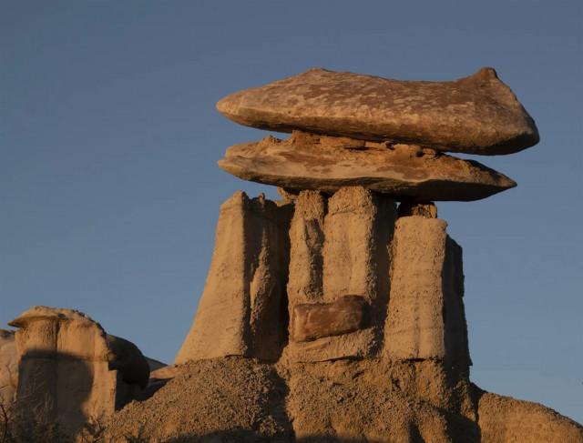 А-Ши-Сле-Па: отдалённый природный заповедник в Нью-Мексико (6 фото)